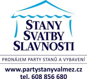 Párty stany Valmez